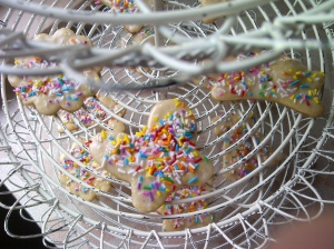 Vegan Sugar Cookies 1 | Invited DIY