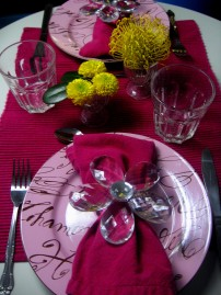 Mother's Day Table Setting 1 | Invited DIY