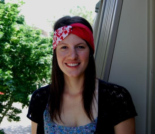 Canada Day Headband | Invited DIY