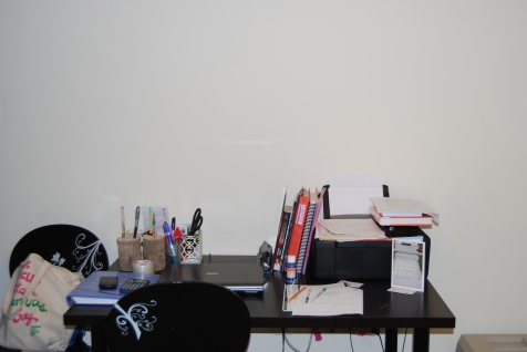 Office before picture