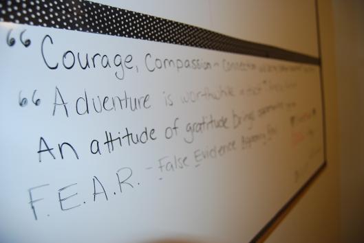 Erase Board | Invited DIY