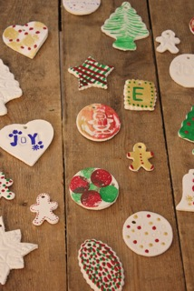 DIY Clay Ornament |Invited DIY